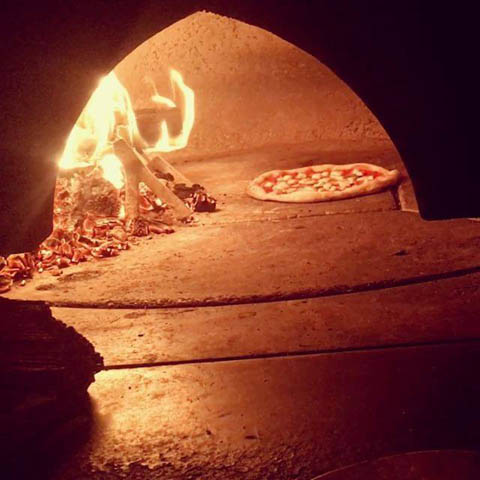 Cappello's Wood Fired Oven
