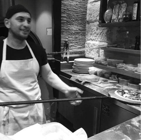 Cappello Ristorante - Traditional Wood Fired Take away Pizza