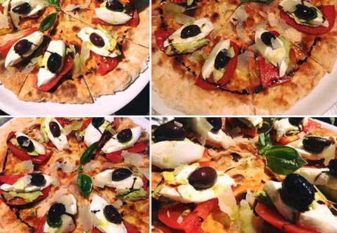 Cappello Ristorante - Traditional Wood Fired Take Away Pizzas